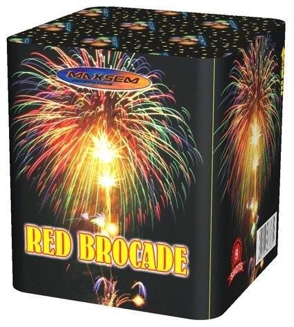 1067a363c2f Купить Фейерверк Red brocade на 9 залпов 1 дюйм(а) недорого в Москве ...
